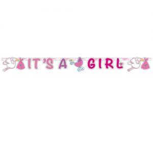Letterslinger it's a girl.2